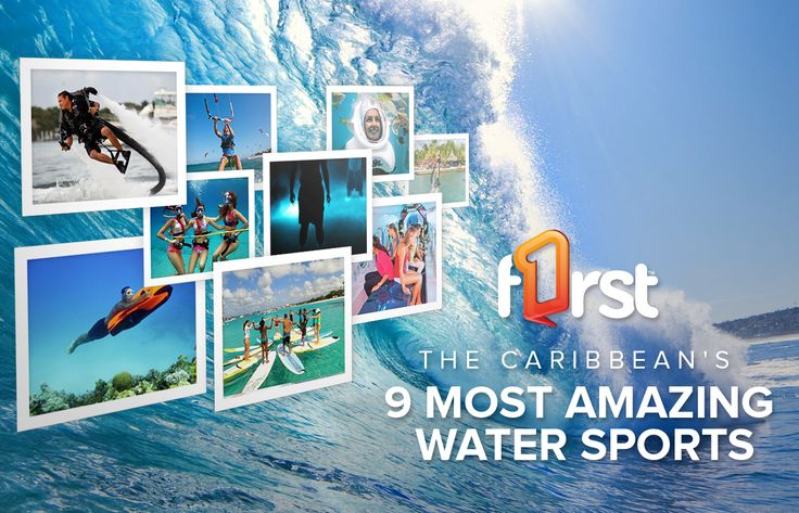 The 9 Most Amazing water Sports in The Caribbean