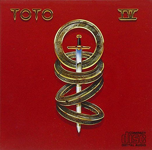 Toto IV - 1983 Album of the year