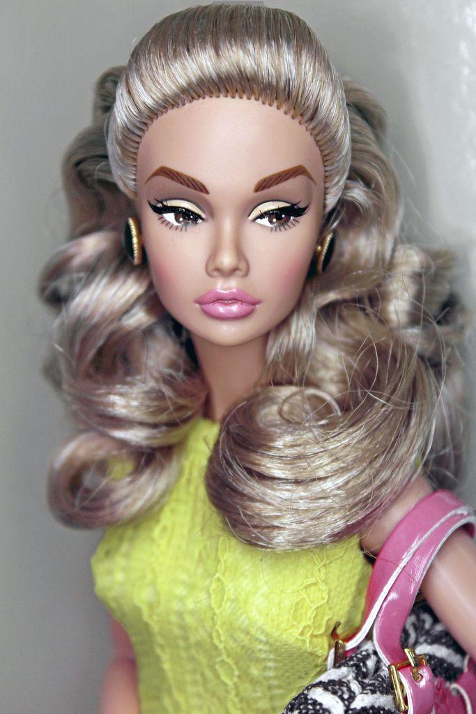 Let S Be Candid Glamorous Dolls Barbie Dolls Fashion