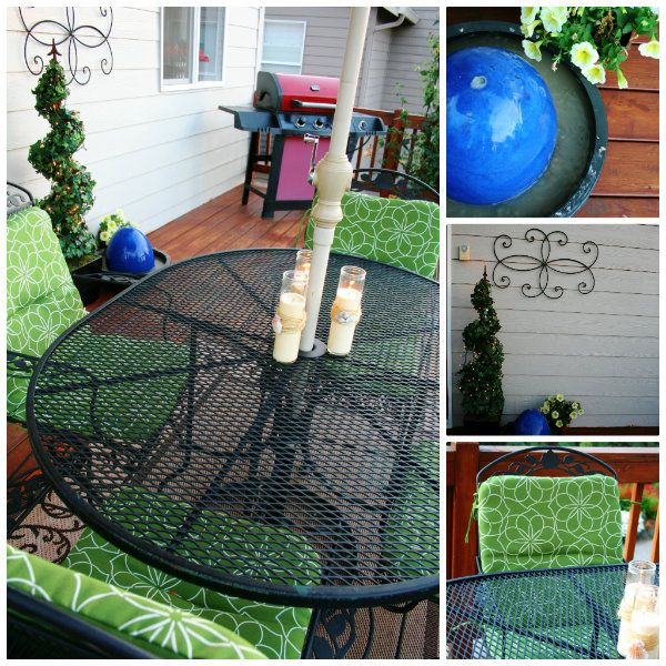 Decorate your patio - DIY fountain from @Kim Demmon (today's creative blog) #lowescreatorTodayscreativeblog Nets, Blog Fountain, Creative Blog, Diy Fountain, All Things Gardens Yards, Patios Outdoor, Outdoor Decor, Today Creative, Blog Sitting