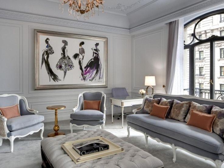 Dior Suite at St. Regis