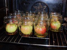 Ganzer Bratapfel im Glas 6
