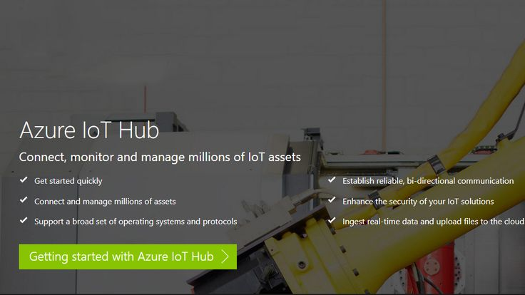 Microsoft Azure IoT Hub Now Supports Cassandra Databases: The company says Cassandra database support for Azure IoT Hub furthers its…