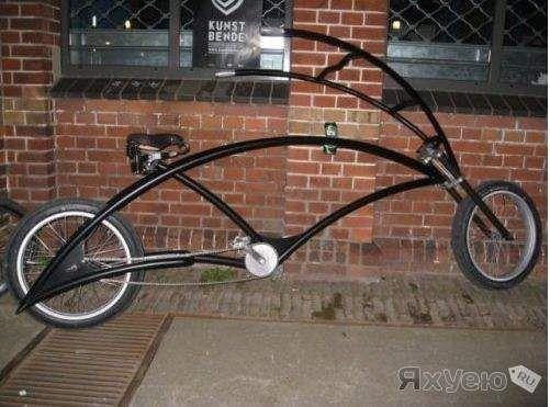 Интересный дизайн велосипедов