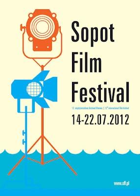 Sopot Film Festival 2012 official poster
