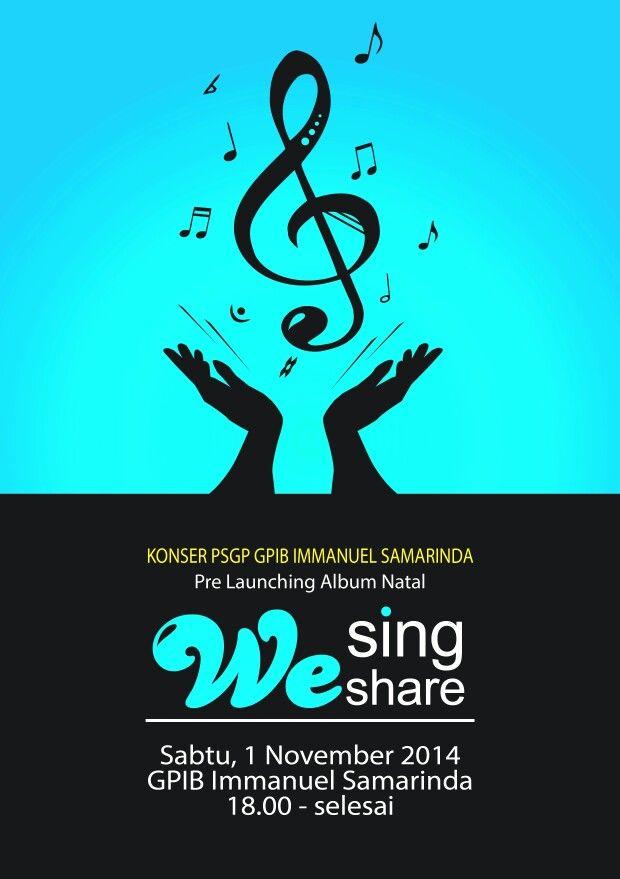 Poster Event Choir
