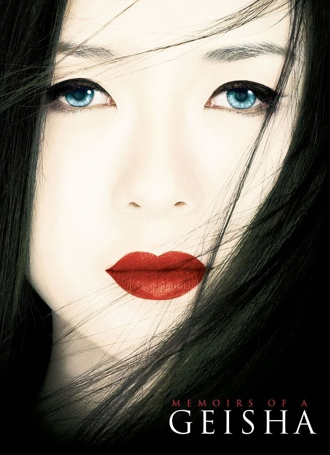 Memoirs of a Geisha LOVE THIS MOVIE!!!! and the book too!
