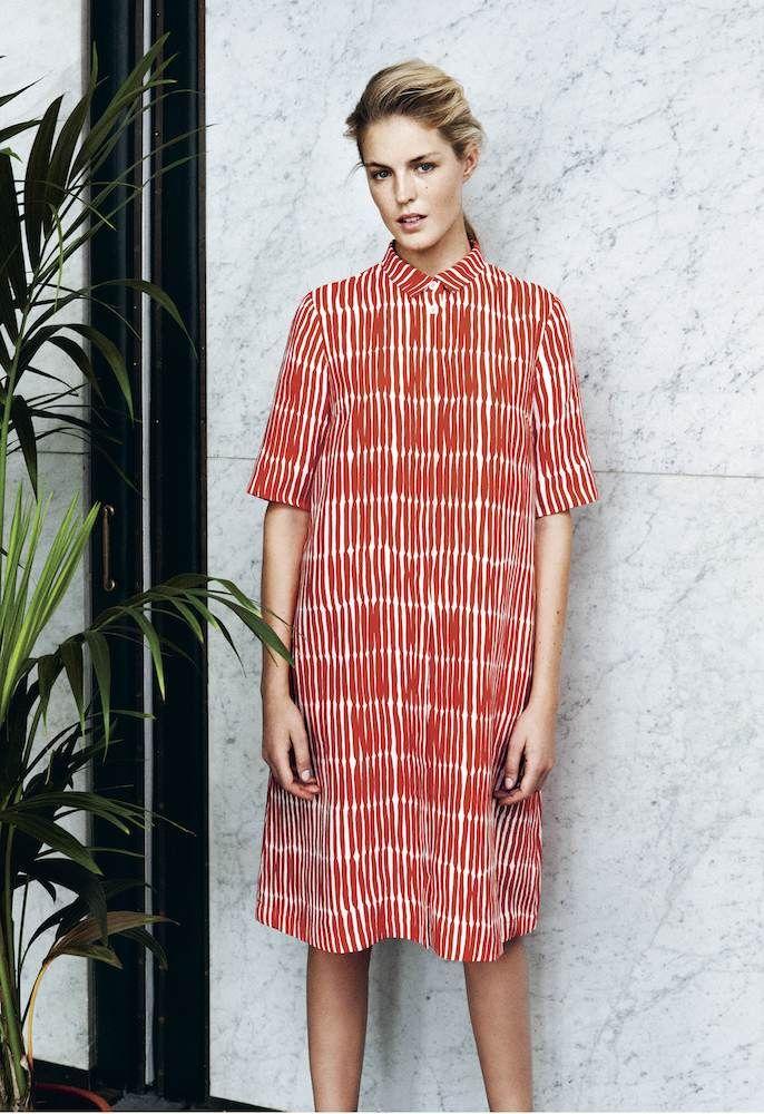 Kopra dress- Marimekko Fashion - summer 2015