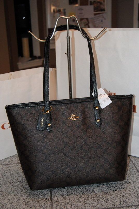 coach@#$39 on in 2019 | coach | Coach tote bags, Brown ...