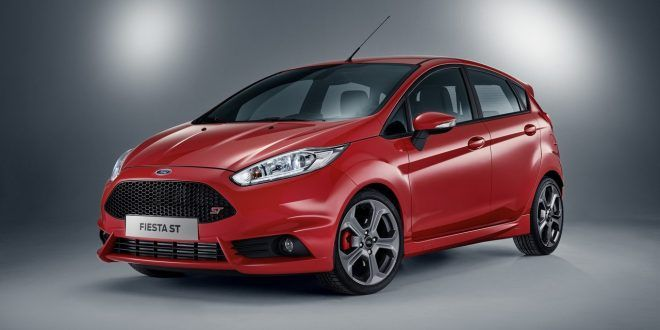 2016 Ford Fiesta ST now available with 5 doors in Europe