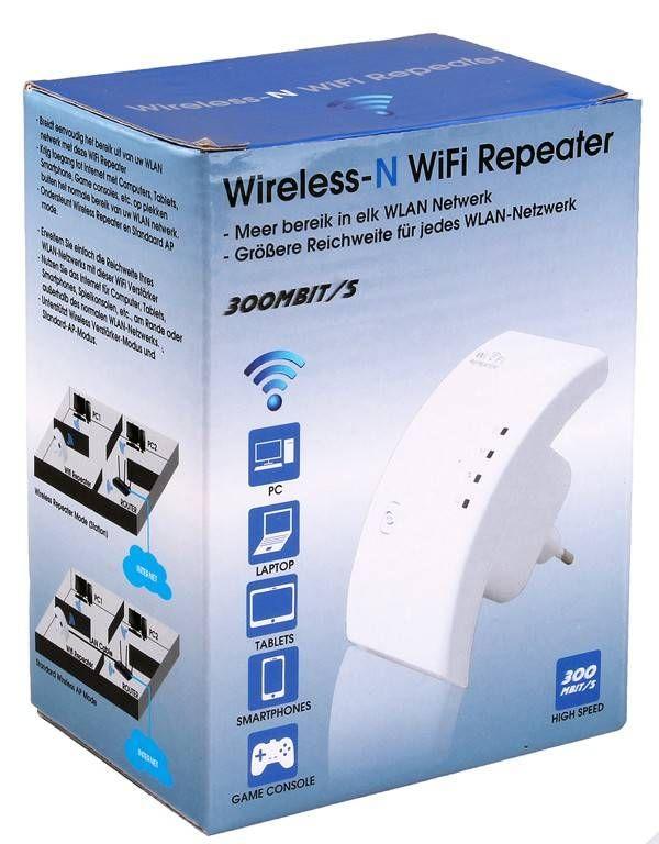 Draadloze Wifi Repeater