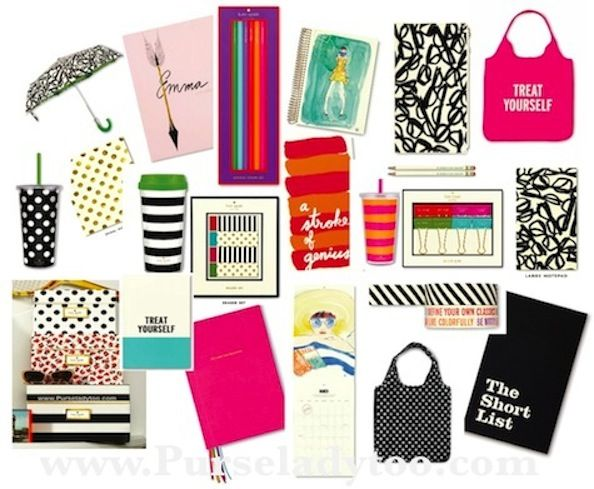 Kate Spade Stationery Coming VERY soon! Don't Miss out! http://www.purseladytoo.com/kate-spade-stationery/ - # katespadestationery, #katespateagenda, # katespade