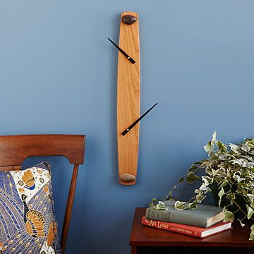 Look what I found at UncommonGoods: On the Other Hand Clock for $80.00