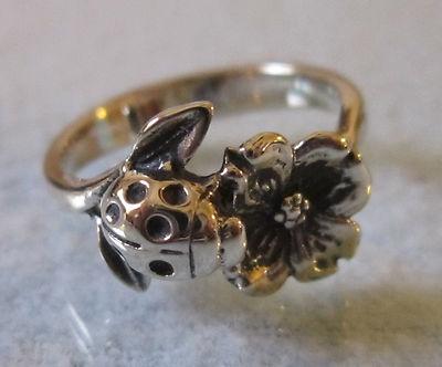Ladybug Ring James Avery
