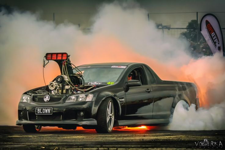 Holden Commodore Ute...wow