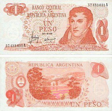 Historia de la moneda argentina II