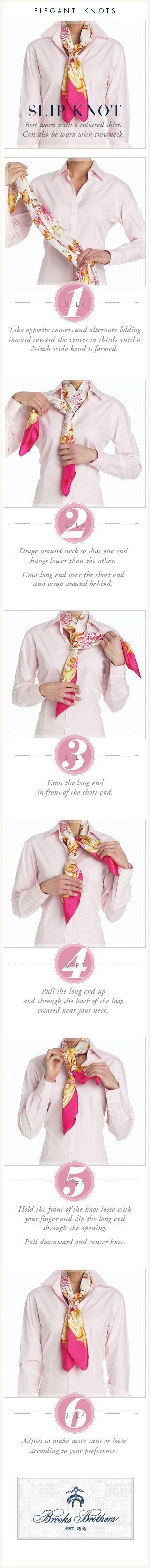 Look en rosas con pañuelo