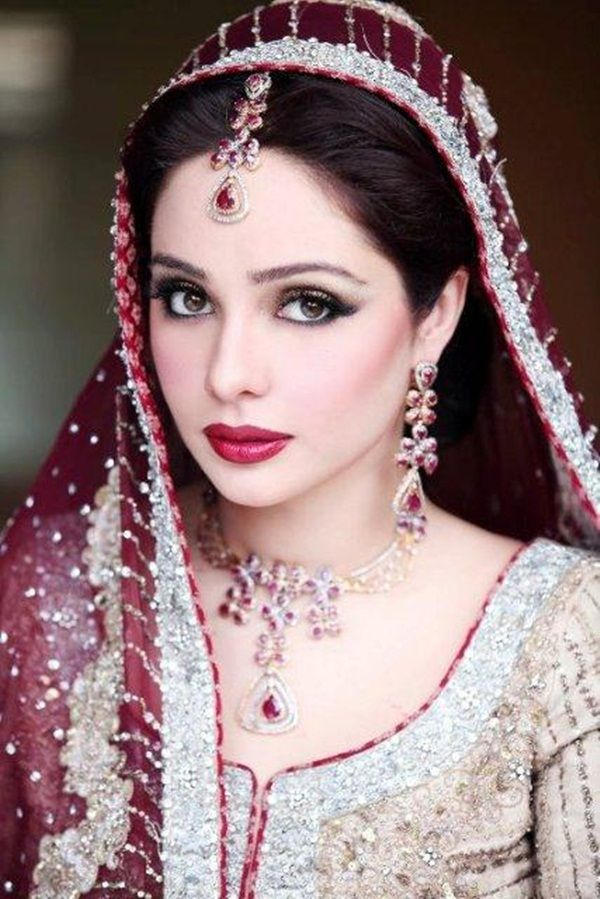 Stunning Juggan Kazim bridal makeover shoot 2012 inner beauty and trust makes a woman beautiful.