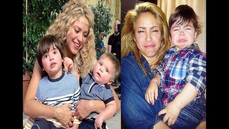 Shakira Kids & husband - 2016  {New LifeStyle}