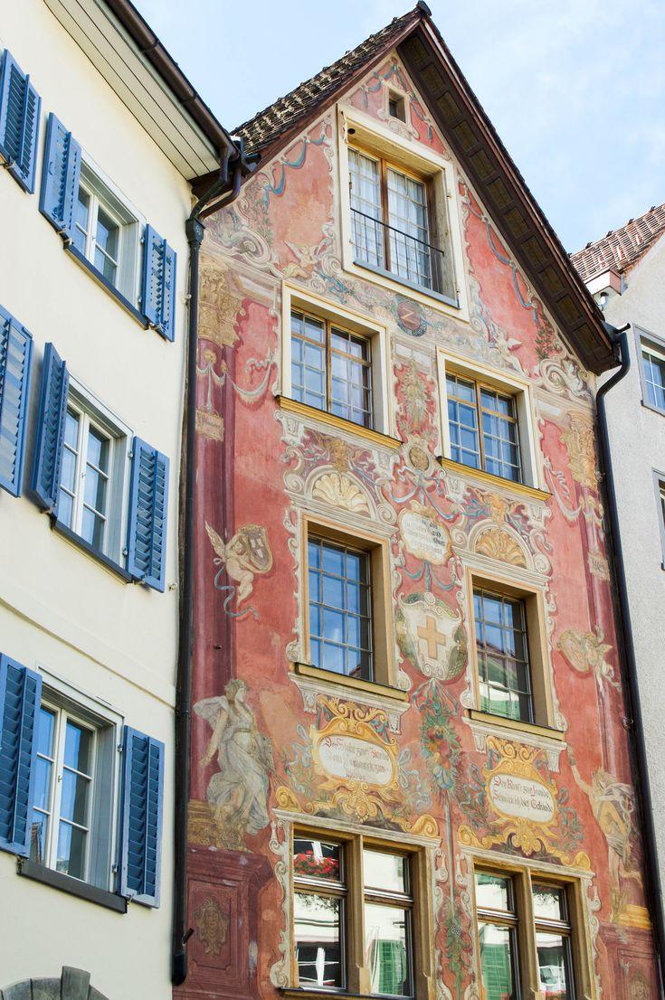 Chur, Switzerland || Borrowing Britain