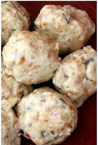 Canederli dumplings (Canederli) | Italian Food Net