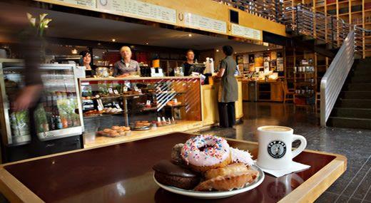 top pot doughnuts - washington