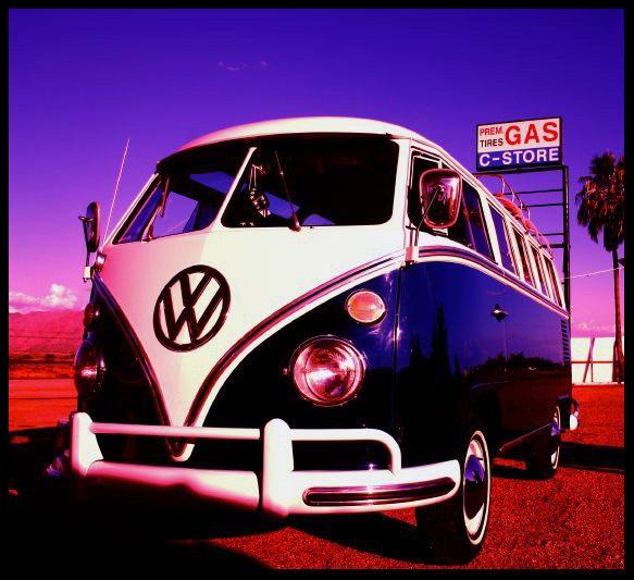 VW T1 Transporter beautiful instagram photo