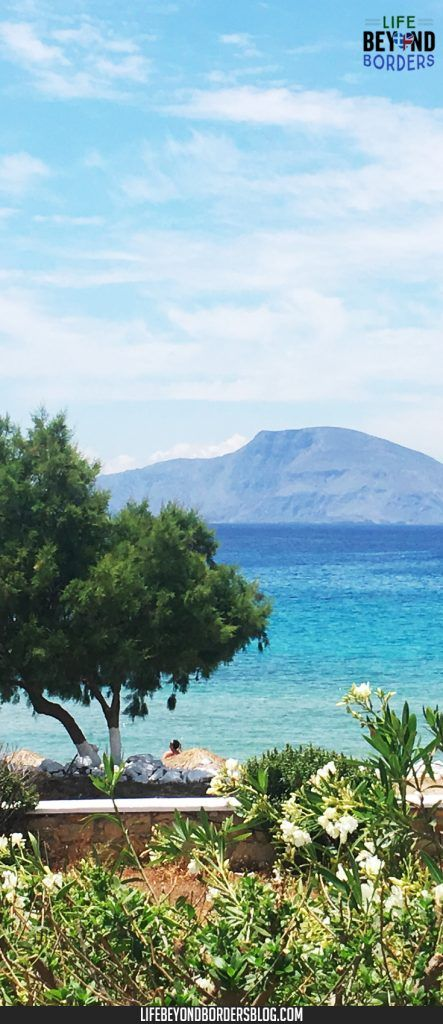 The beautiful Greek Island of Karpathos might not be well know, but it's well worth a visit.  Look at this beauty!