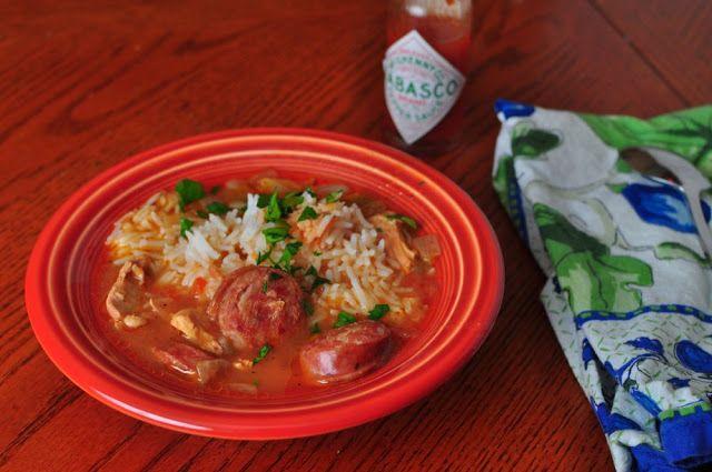 Pressure Cooker Chicken Gumbo | Dad Cooks Dinner