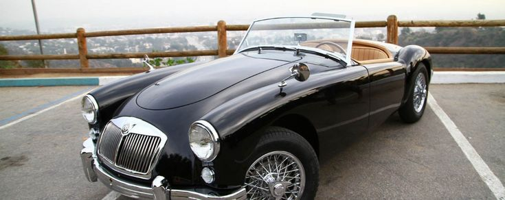 Wheeler Dealers » MG MGA