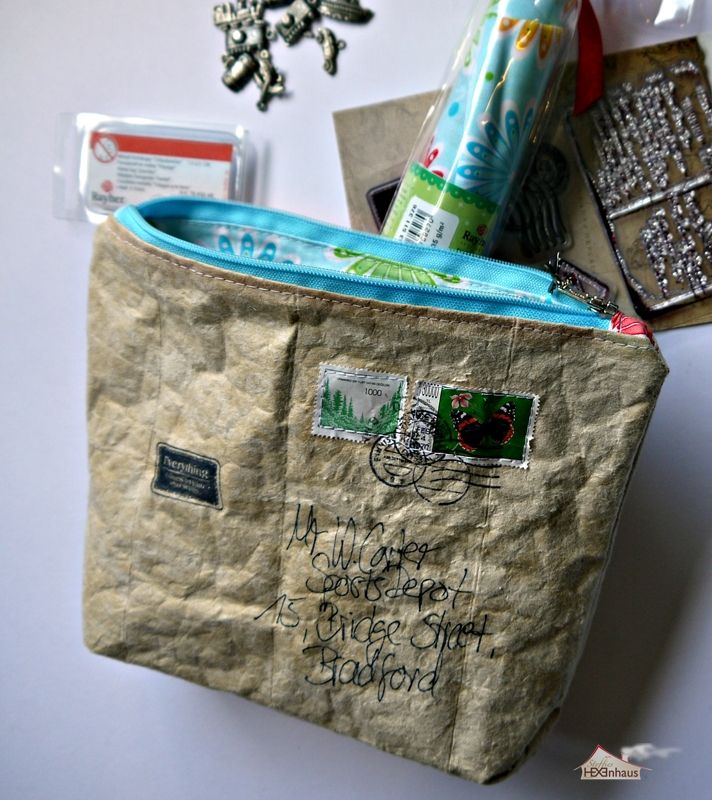 Steffies Hexenhaus: Tasche aus Tetra Pack | Kreativ basteln