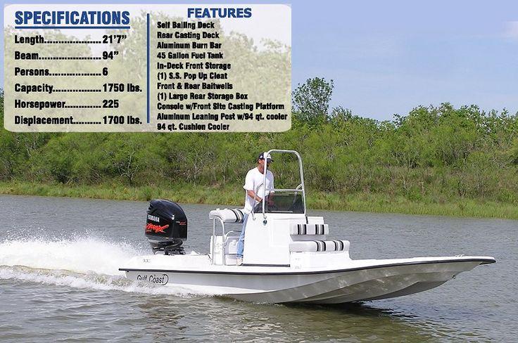 Gulf Coast Boats - Shallow water bay boats, Texas Gulf Coast Boats, Tunnel hull boats, Texas Boat Dealers, skinny water boats