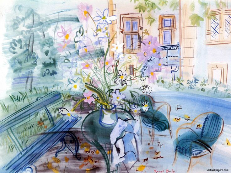 Raoul Dufy  Paintings | raoul dufy04b