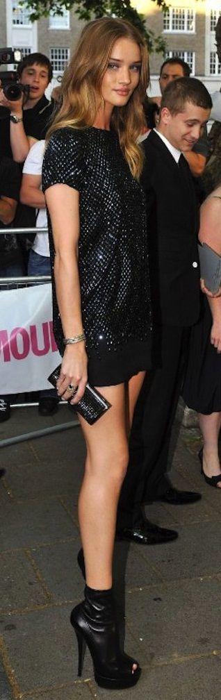 Rosie Huntington-Whiteley. gorgeous.