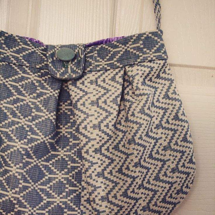 My latest #sozoanyabag ! Love this pattern #sewing #sewcialists x