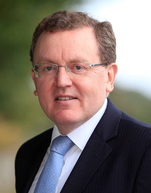 David Mundell MP for Dumfreisshire, Clydesdale and Tweeddale