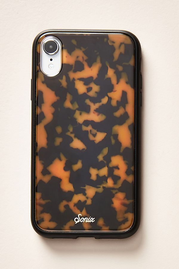 premium selection 49bba ccdd2 Sonix Tortoise iPhone Case in 2019 | WISH LIST | Étui iphone, Iphone ...