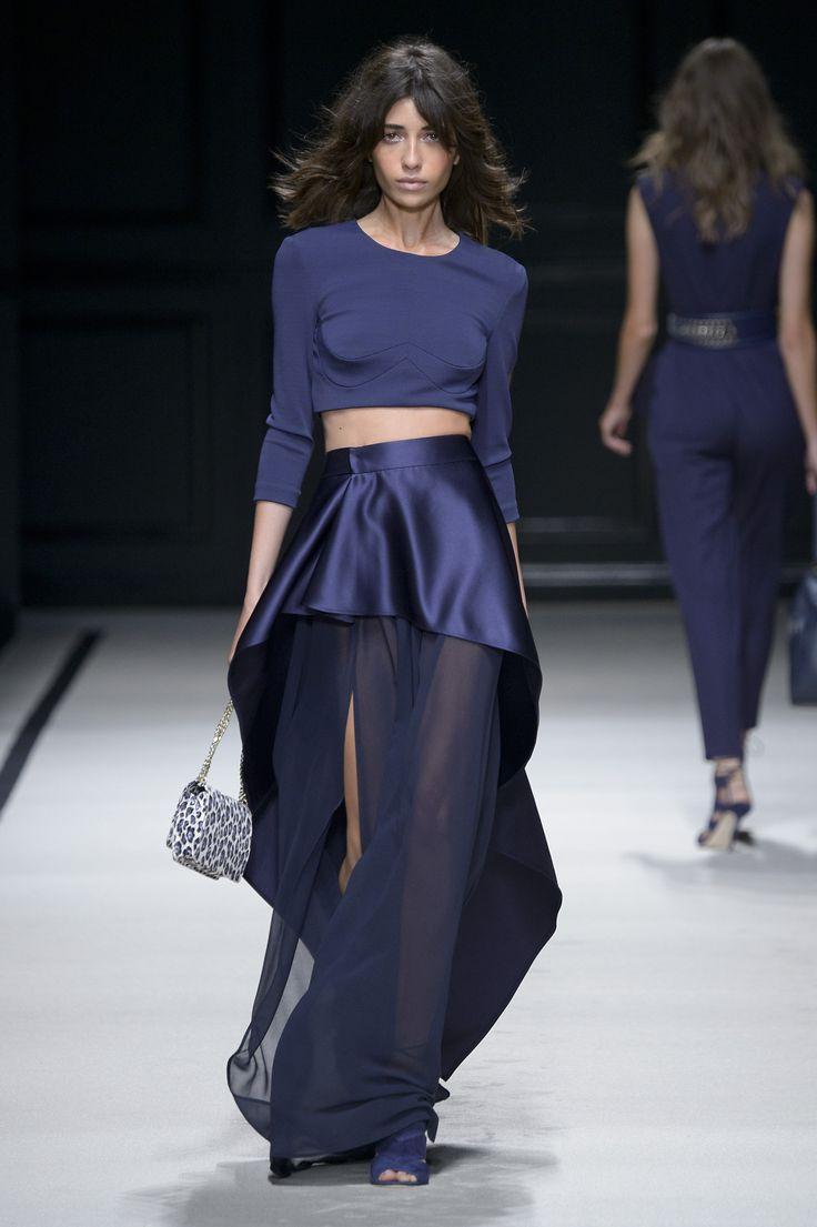 Elisabetta Franchi Spring/Summer 2016 READY-TO-WEAR Fashion Show