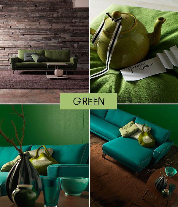 Come scegliere i colori di #casa: il #verde