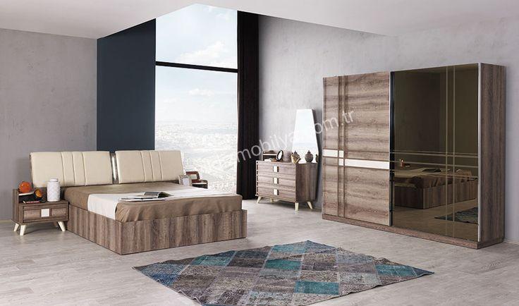 Hale Yatak Odası Kent yaşamından uzaklaşmak isteyenler için ferah ve dinlendirici çizgiler http://www.yildizmobilya.com.tr/hale-yatak-odasi-pmu5250 #mobilya #dekorasyon #modern #dogal #kadın #moda #ev #home #bed #bedroom #populer http://www.yildizmobilya.com.tr/Default.asp