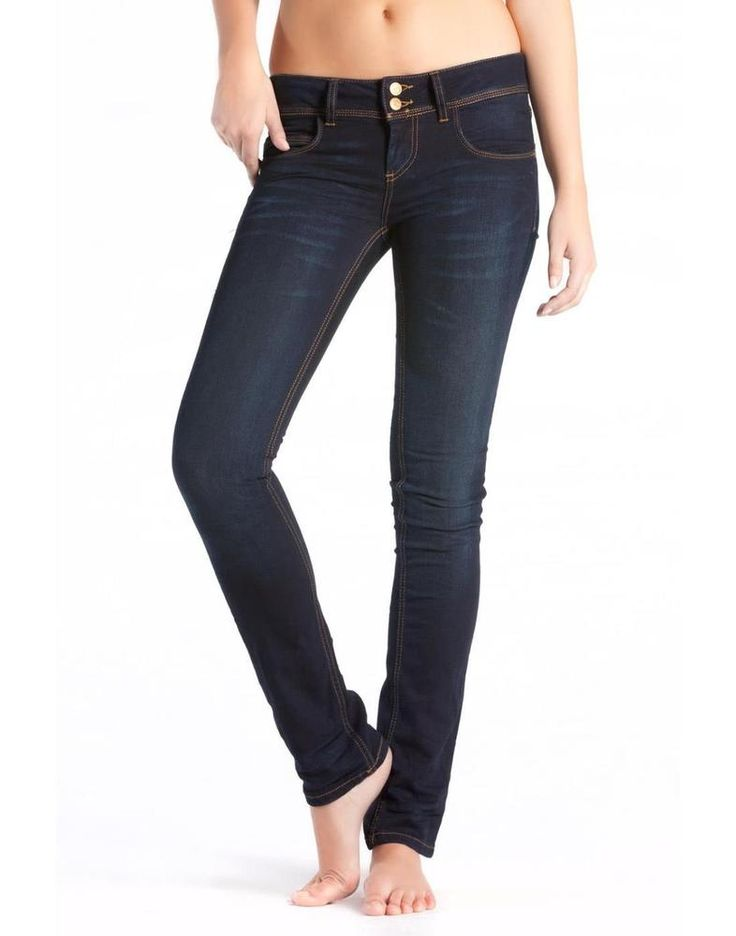 LTB DAMEN Röhren-JEANS Paulina Dark Blue Used Look Stretch Onego Wash Slim Hose: EUR 39,90End Date: 09. Mrz. 16:32Buy It Now for only: US…
