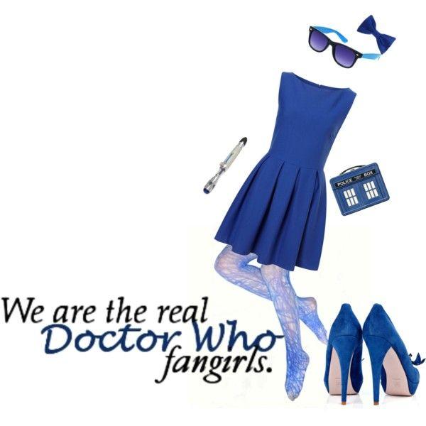 Tardis Blue <3