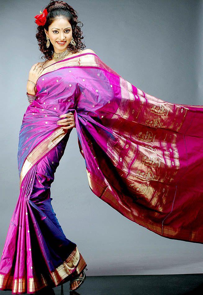 102 best Indian Sari images on Pinterest | Moda india, Vestidos ...