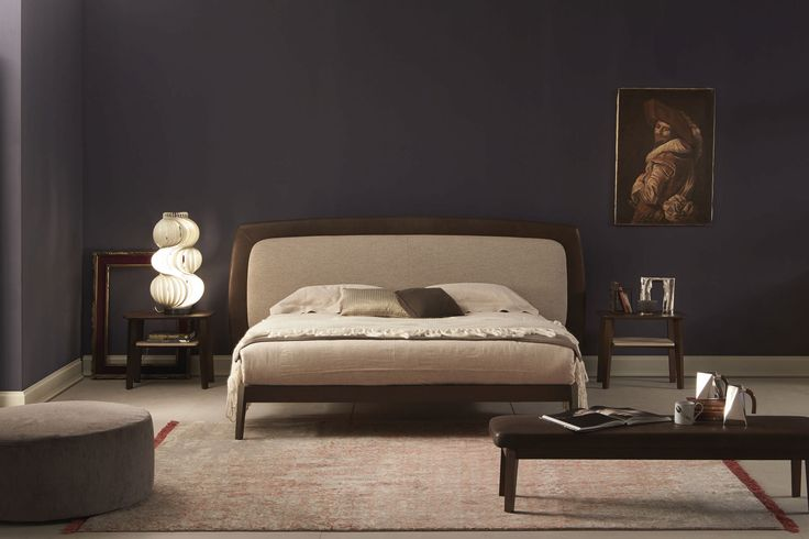 letto yugen by fimes Sober and elegant style for Yugen bed of Fimes.  #bed #nightstand #bedroom #closet #slidingdoors #leafdoors #interiordesign #design #modern #contemporary #madeinitaly #salonedelmobile #fieradelmobile #isaloni #fieramilano #luxury #glamour #artdeco #fimes #dresser #tvunit #sofa #mirror #silver #gold #leather #glossy  #bookcase #walkingcloset #cornerbed #coplanar #leather #ilsalonedelmobile2017 #milanodesignweek2017 #casadecor2017