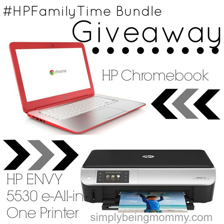 90 best electronics giveaways images on pinterest giveaways hp chromebook hp envy 5530 e all in one printer giveaway closed fandeluxe Images
