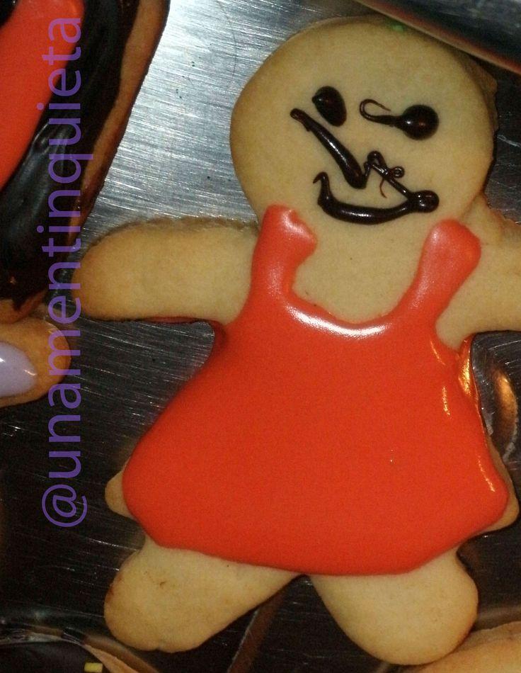 Galletas decoradas, bandeja con cupcakes #kids #niños