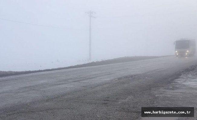 Meteorolojiden sis uyarısı Meteoroloji, beş il için sis ve pus uyarısında bulundu.
