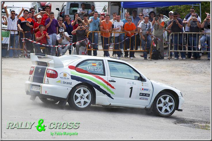 Rally Norte de Extremadura