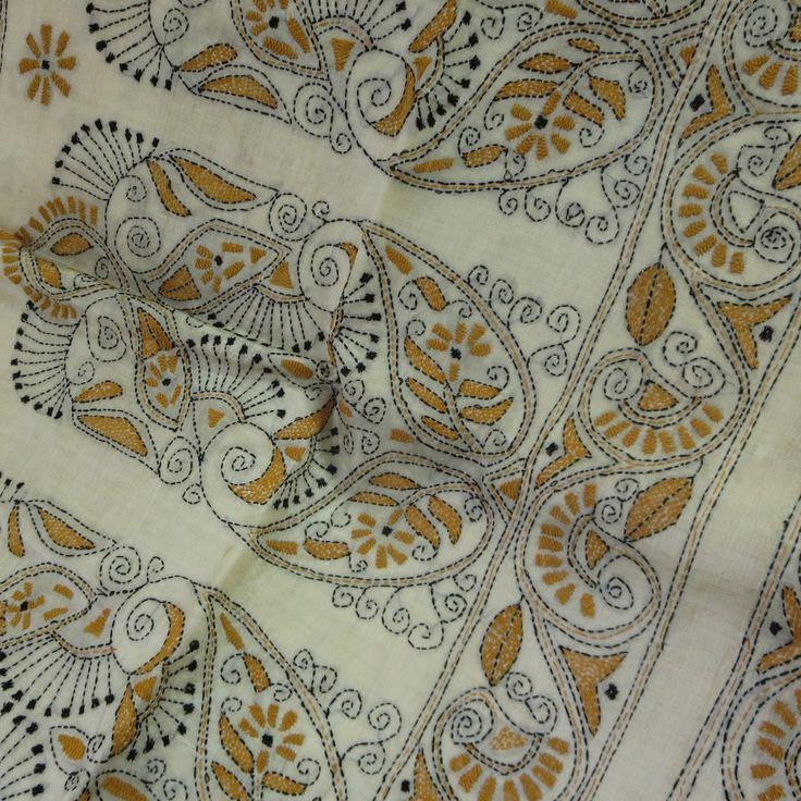 Kantha Work Embroidery Patterns Gallery Knitting Patterns Free