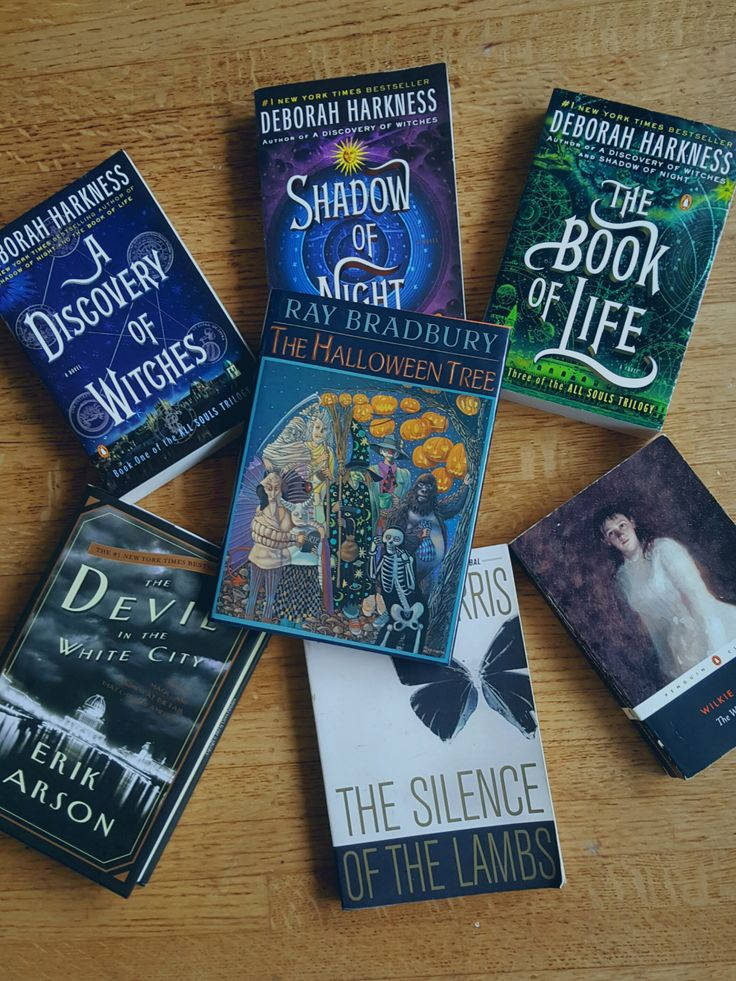 Kate'ssecondinstalment of book recommendations are perfect for this spooky season. (Read her first instalment of recommendationshere).  I love the arrival of fall. It means colourful leav…